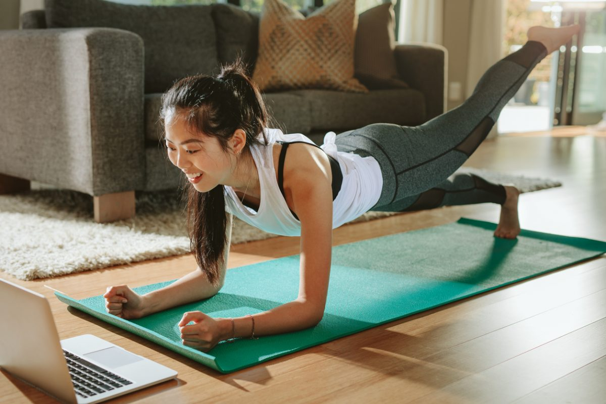 20 Minute Equipment Free Exercises You Can Do At Home Infinite Blog By Style Theory